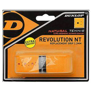 revolution Natural Tennis rep grip 2.2mm org 12bl