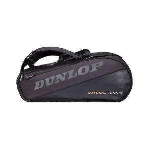 Natural Tennis 8 racket bag blk/blk