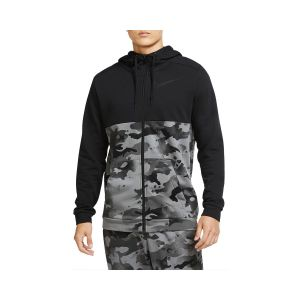 dri-fit Men's full-zip camo Training