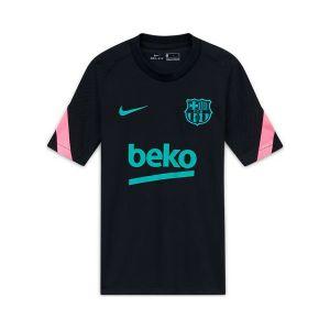fc barcelona strike big kids' shirt Zwart