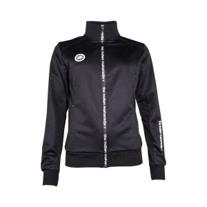 women jacket poly terry