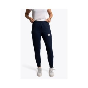 women track pant navy