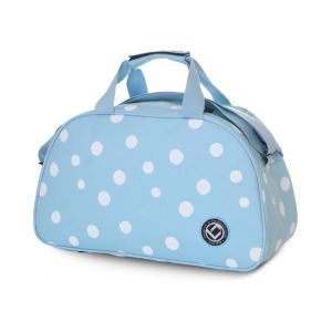 bb8553 shoulderbag polka dots