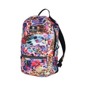 bb5300 backpack fun leopard rainbow