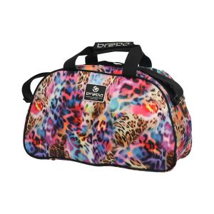 bb5480 shoulderbag leopard rainbow
