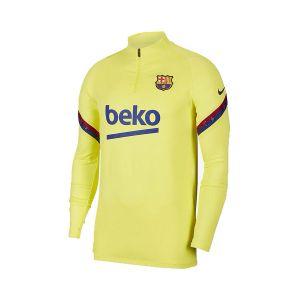 FC Barcelona Men's dry strk dril top