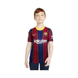 FC Barcelona Junior brt stad Jersey ss hm