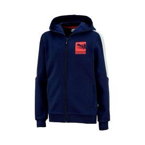 boys hooded full-zip Fleece