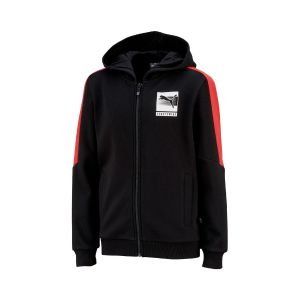 boys hooded full-zip Fleece
