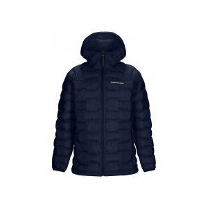 Argon hooded jacket shadow