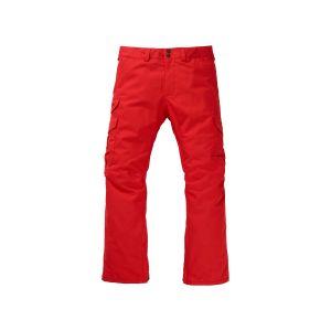 Men's Cargo pant flame scarlet