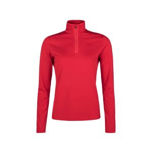 Fabrizoy Women's 1/4 zip top