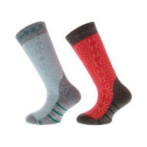 kids girls socks stars double p