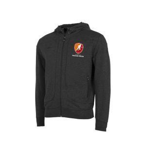 Varsity hooded sweater Full Zip HC
