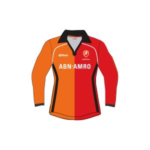 HC Club Polo Lady Long Sleeve HC Thuis