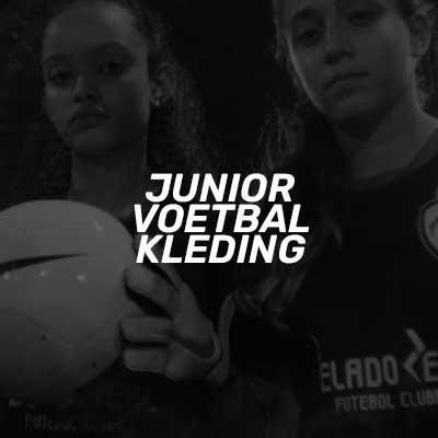 Junior-voetbal-kleding
