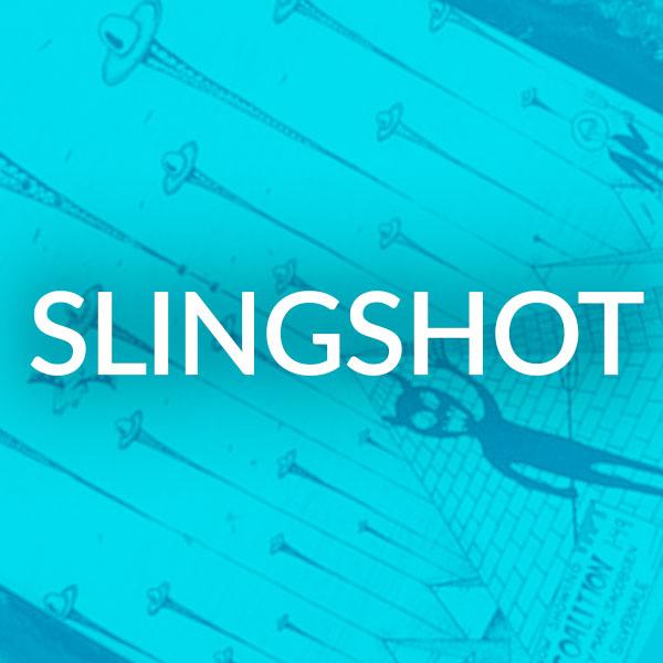Slingshot Wakeboard Bindingen