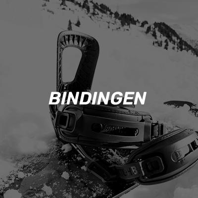 Snowboard bindingen