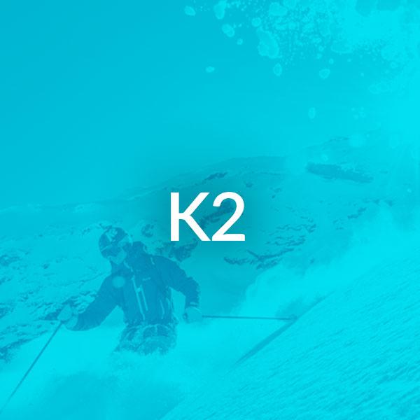 K2 skies